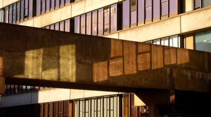 UEA, teaching wall 5. Photo: Flickr, Harry Harris.
