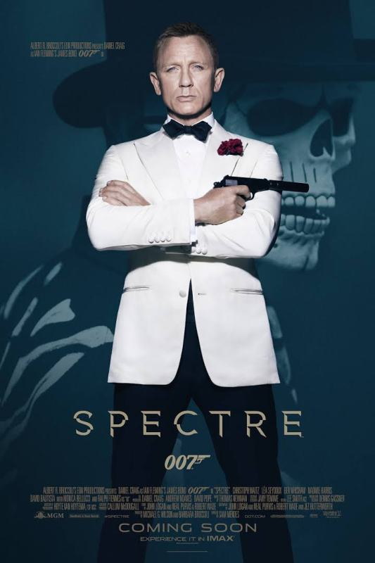 Review – Spectre