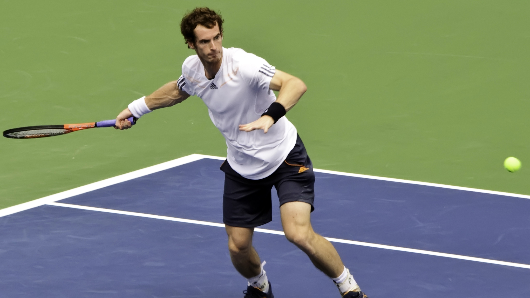 Andy Murray Reaches Number One Atp Ranking Concrete