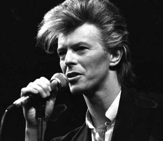 David Bowie. Photo: Francebleu.com