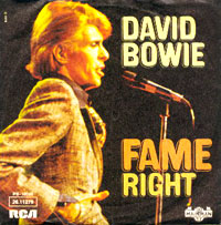 David Bowie in eight tracks