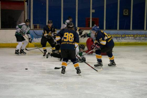 UEA Avalanches trounce Nottingham Mavericks