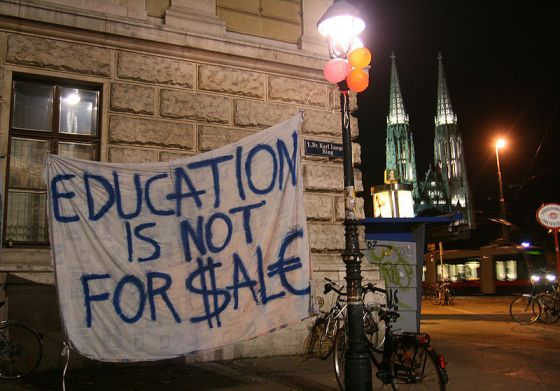 Student grants scrapped