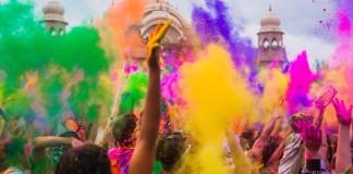 Holi Festival. Photo: Flickr, Steven Gerner