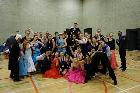 UEA Hosts national day-long dance competition – Sophie Whiteside