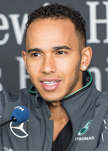 Lewis Hamilton wins first race in nine
