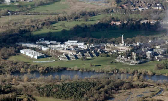 UEA now third for student satisfaction