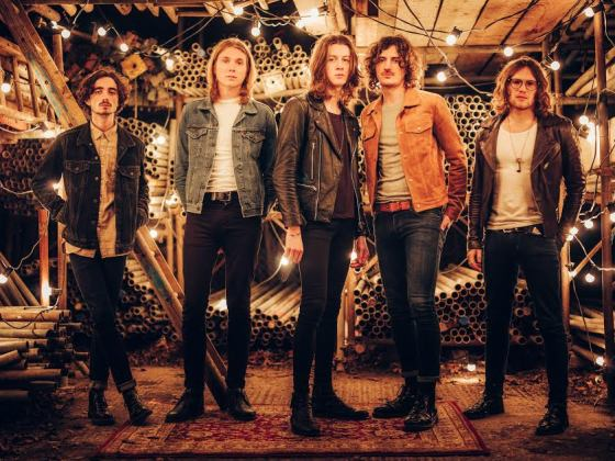 Blossoms on their number one debut and supporting The Stone Roses
