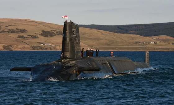 The case for maintaining Trident