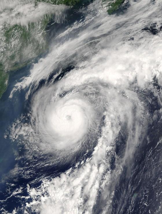 Hurricane Matthew hits Haiti