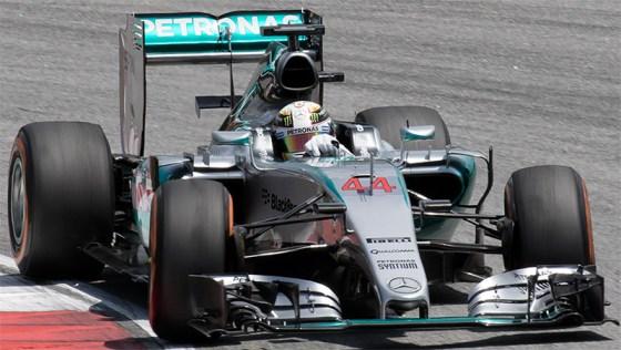 Hamilton closes gap to 19 following Mexico win
