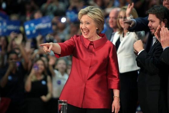 Madam President: Hillary Clinton
