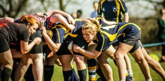 Womens Rugby, Concrete Photography