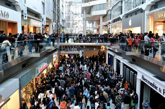 Shops shouldn't shut on highly profitable boxing day