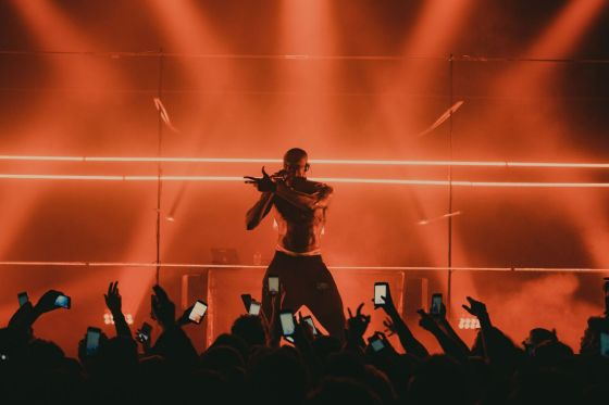 Stormzy: *probably* the best thing to happen to the LCR, ever