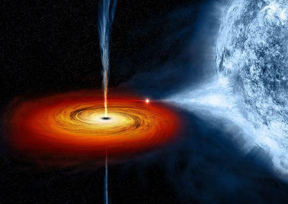 Black hole at heart of Milky Way