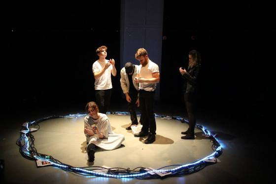 """Pomona at UEA: """"masterfully told and directed"""""""