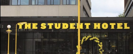 A hotel made uniquely for students