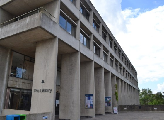 Studying with dyslexia at UEA