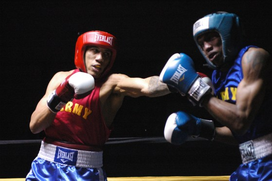 Comeback for Norwich boxer