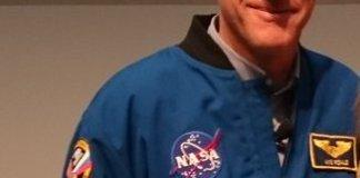 Michael Foale, the astronaut