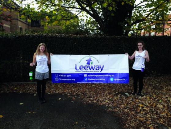 UEA midwives leg it for Leeway