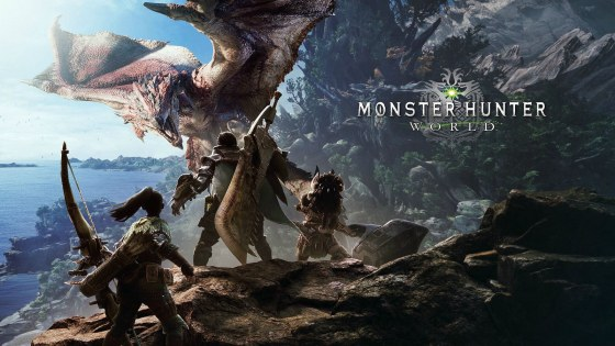 "Monster Hunter World is ""beautiful and immersive"" if a little empty"