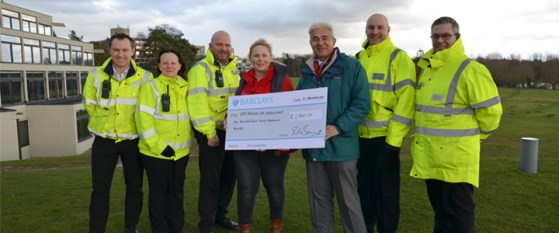 Lost property donated to Air Ambulance