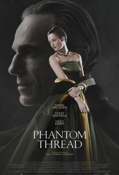 "Phantom Thread is ""mournful and stunning"""