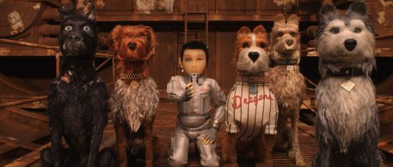 Isle of Dogs is a ca-nine out of ten