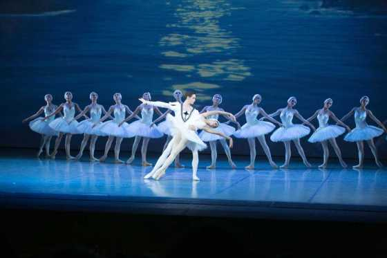 "Swan Lake was spectacular, ""I just wanted there to be more"""