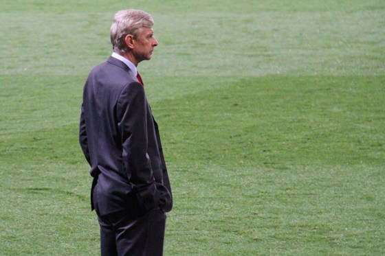 Arsenal say au revoir Arsene Wenger