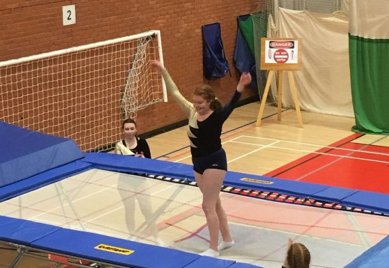 """UEA Trampolining """"fully deserving of their win"""""""
