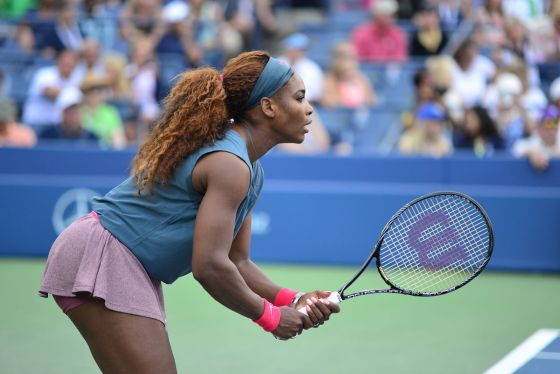 Serena Williams: the mother of all champions