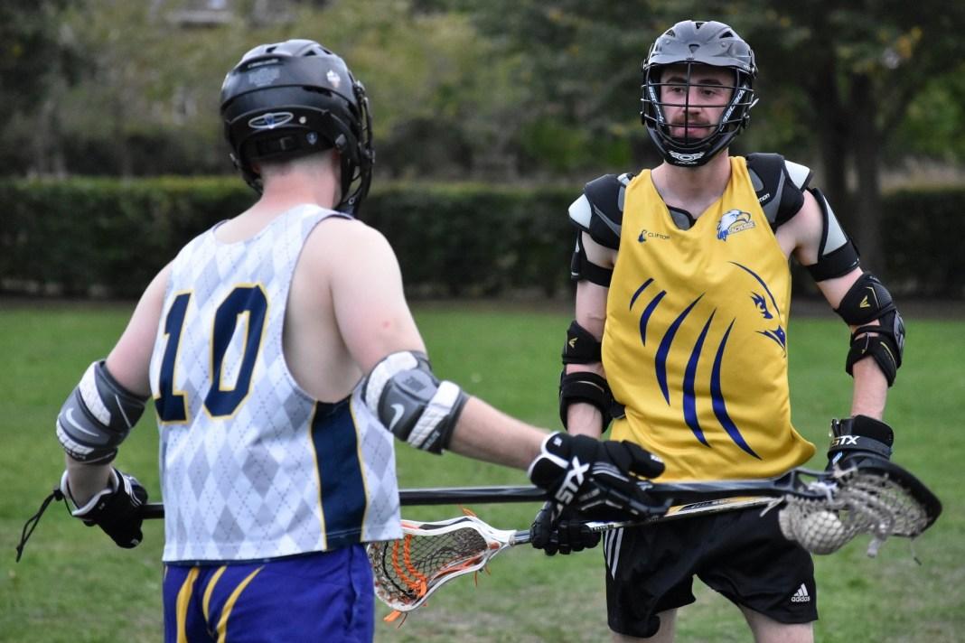 Owen Wilson UEA Lacrosse