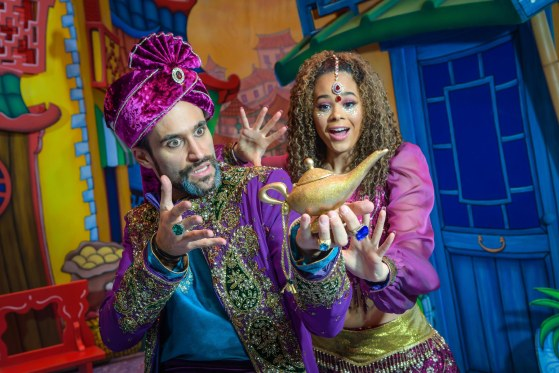 Review: Aladdin at the Norwich Theatre Royal