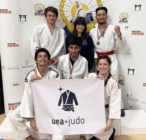 UEA Judo success in Littleport