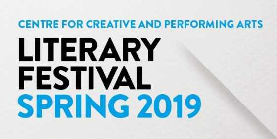 Rachel Cusk at the 2019 Spring Literary Festival