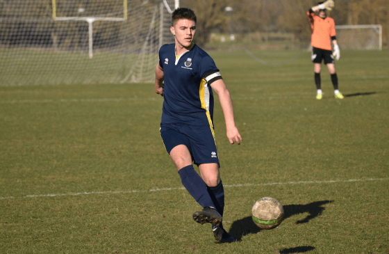 UEA captain George called up for England