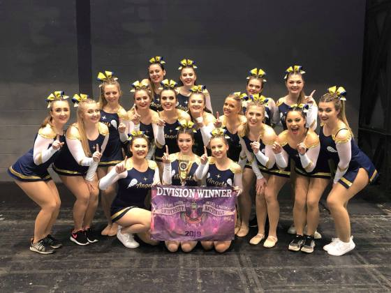 UEA Cheer Dance achieve national success!