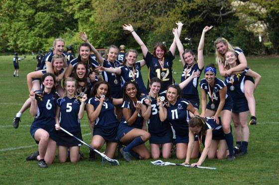 Lacrosse women keep up Derby Day winning streak