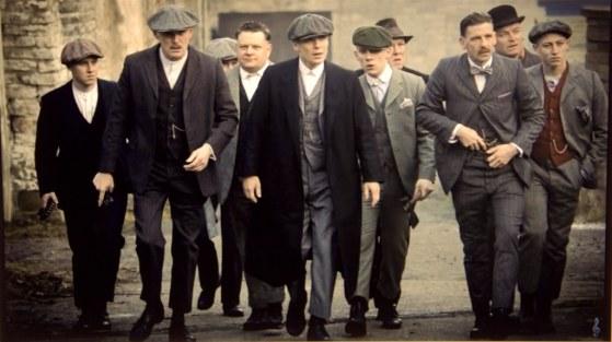The return of Peaky Blinders