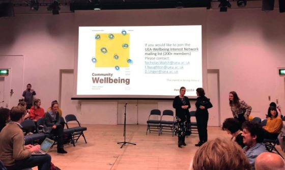 We need to get our house in order: how the Community wellbeing discussion shows the need for solution-based thinking.