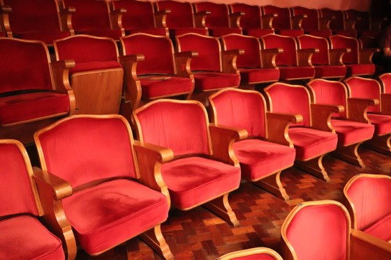 Armistead Maupin's inspiring talk at Norwich Theatre Royal
