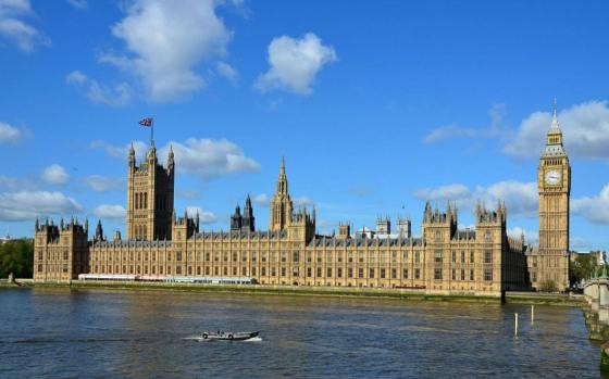 UK Parliament votes for general election on December 12th