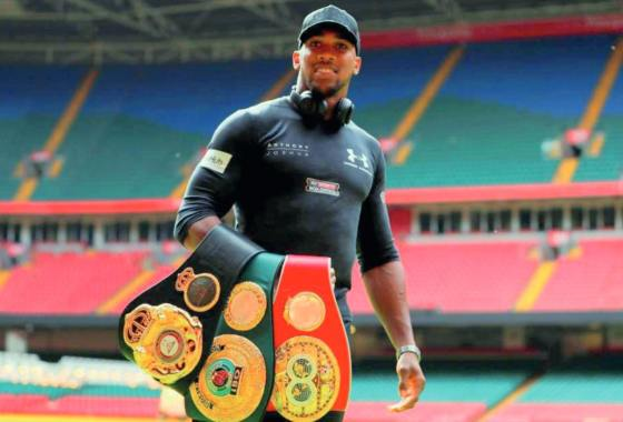 Anthony Joshua: freedom fighter or fool?