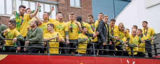 Norwich City defending duo make England U21s squad