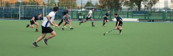 Old Boys weekend for UEA Hockey