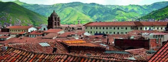 Preparing for the picturesque Peru