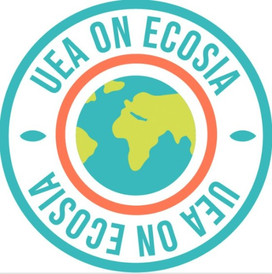 UEA on Ecosia: searching for change